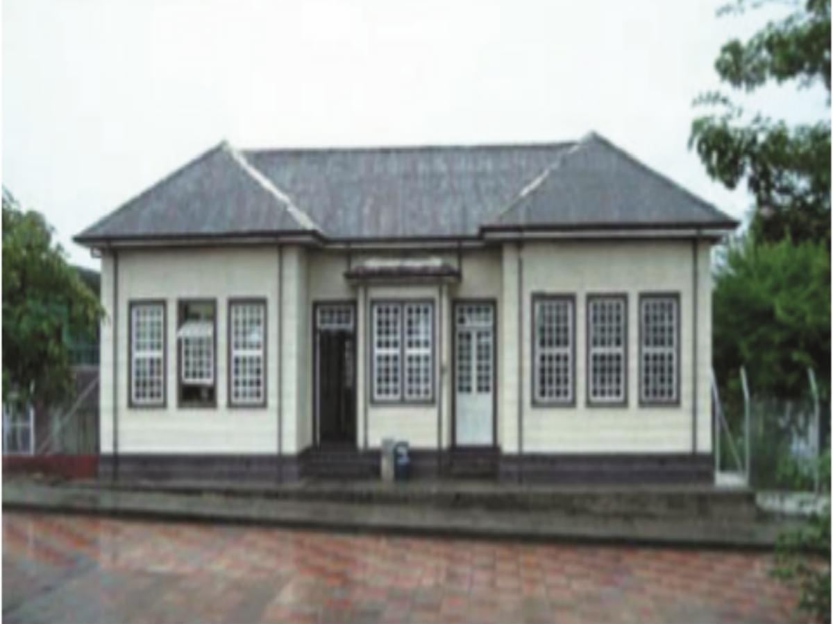 Antigua Escuela Rafael Yglesias Castro  Época constructiva: 1935  Declarado patrimonio: 1987  Ubicación: Bagaces