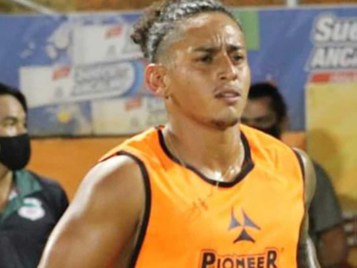 """José Martínez Muñoz """"Poncho"""" Izquierdo de ADG."""