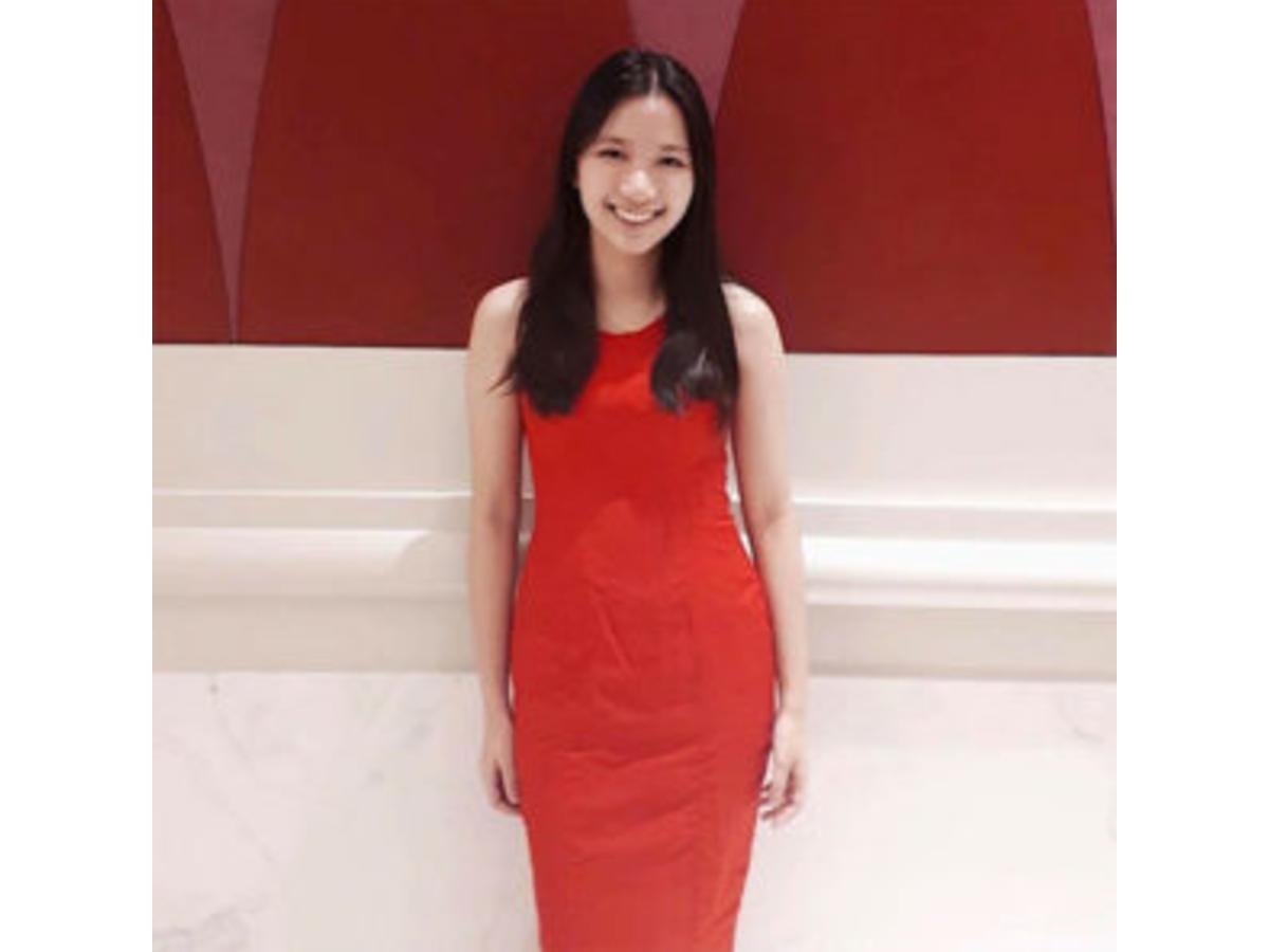 Sobina Yu, Graduada del Programa del Diploma (PD) del Bachillerato Internacional