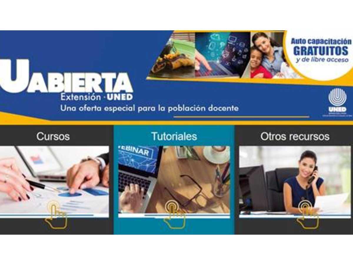 Uned Amplia Su Oferta De Cursos Gratuitos Para Docentes Y Familias De Costa Rica Periodico Mensaje Guanacaste