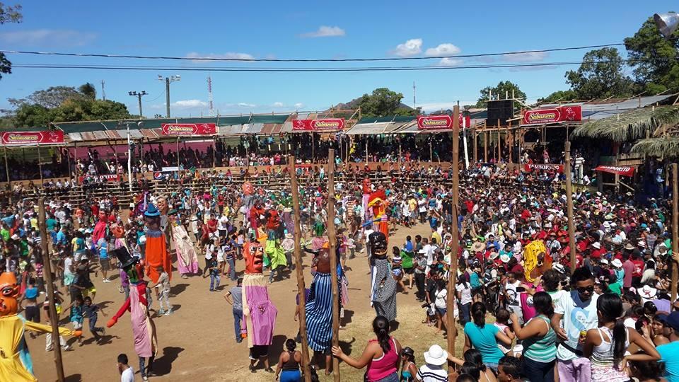 Santa Cruz vibrará de folclor, música y alegría en sus Fiestas Típicas  Nacionales 2017 - Periódico Mensaje Guanacaste