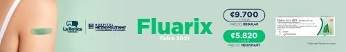 Fluarix Farmacia La Botica Hospital Metropolitano